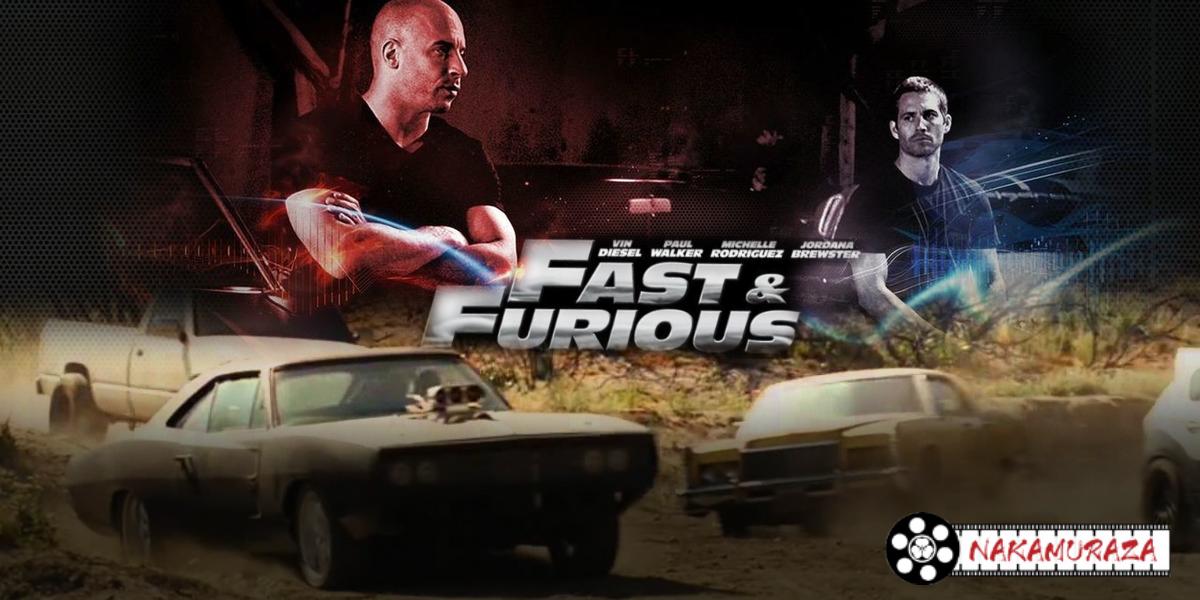 FAST & FURIOUS 4 : 2009