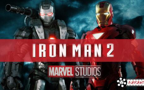 IRON MAN 2: 2010 มหาประลัยคนเกราะเหล็ก 2