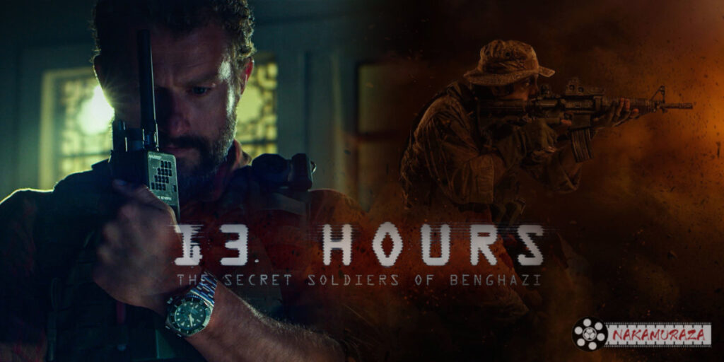 13Hours The Secret Soldiers of Benghazi