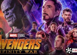 The Avenger Infinity War มหาสงครามล้างจักรวาล