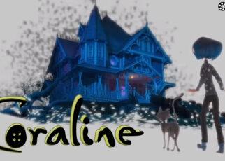 Coraline โครอลไลน์กับโลกมิติพิศวง 2009 nakamuraza สปอยหนัง หนังแอนิเมชั่น รีวิวหนัง