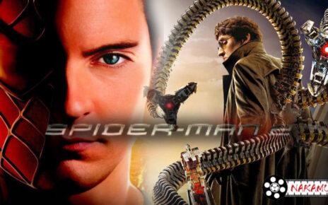 SPIDER MAN 2 : ไอ้แมงมุม 2