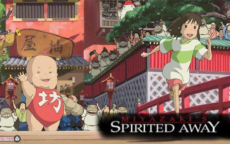 Spirited Away 2001 สปอยหนัง