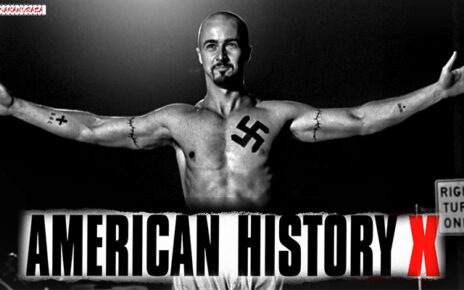american history X (1998) nakamuraza สปอยหนัง
