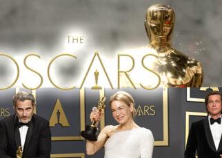 ผลรางวัล Oscar 2020