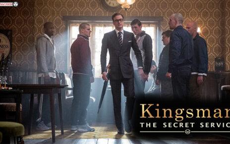 Kingsman The Secret Service 2014 nakamuraza