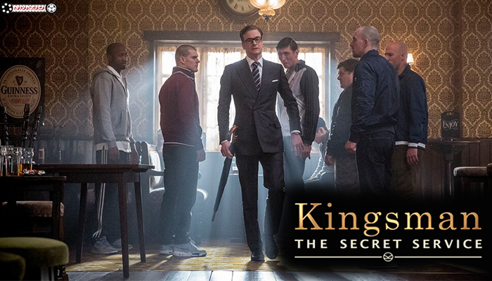 Kingsman The Secret Service 2014 nakamuraza