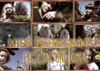 Miss Peregrine's Home for Peculiar Children บ้านเพริกริน เด็กสุดมหัศจรรย์ nakamuraza