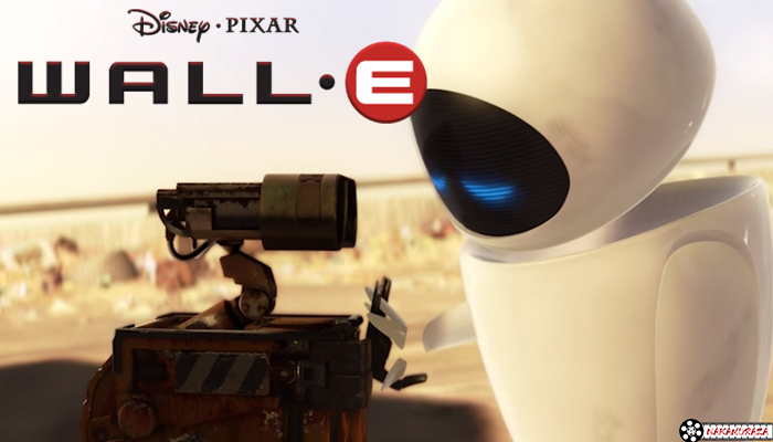 WALL·E 2008 หุ่นจิ๋วหัวใจเกินร้อย nakamuraza