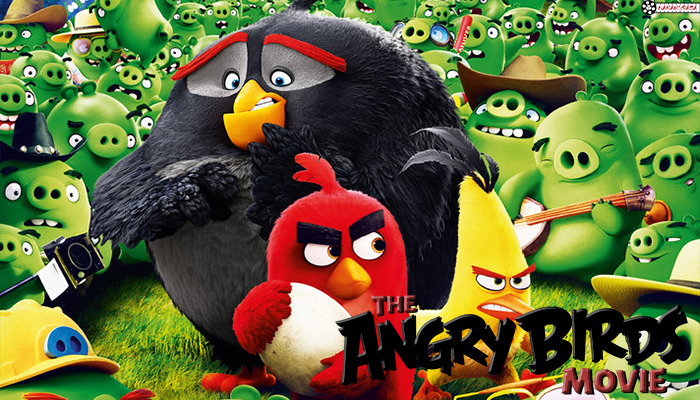 Angry Birds The Movie 2016