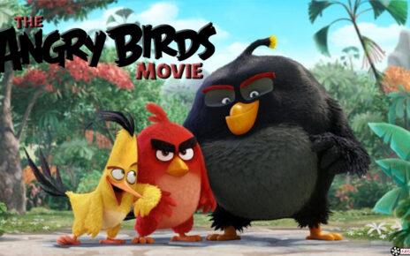 Angry Birds The Movie 2016 แอ็งกรี เบิร์ดส เดอะ มูฟวี่ nakamuraza