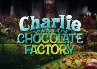 Charlie and the Chocolate Factory 2005 ชาร์ลีกับโรงงานช็อกโกแลต nakamuraza