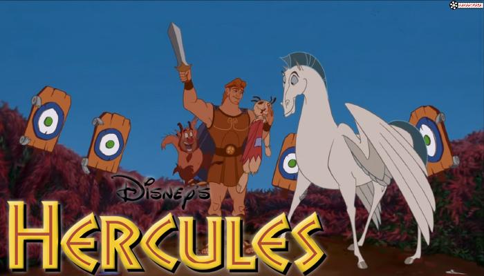 Hercules 1997 เฮอร์คิวลีส