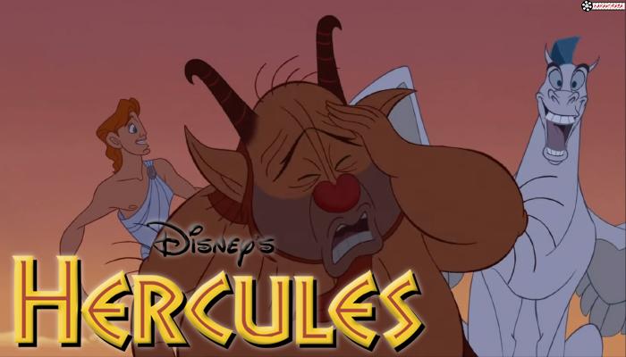 Hercules 1997 เฮอร์คิวลีส nakamuraza