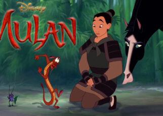 Mulan 1998 มู่หลาน nakamuraza