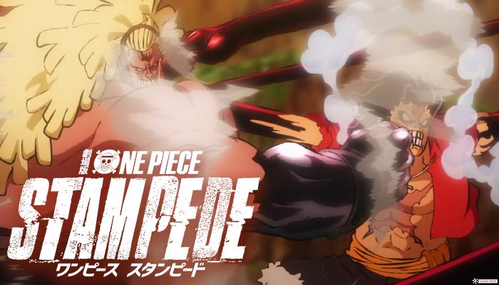 One Piece Stampede วันพีซ เดอะมูฟวี่ สแตมปีด 2019 nakamuraza