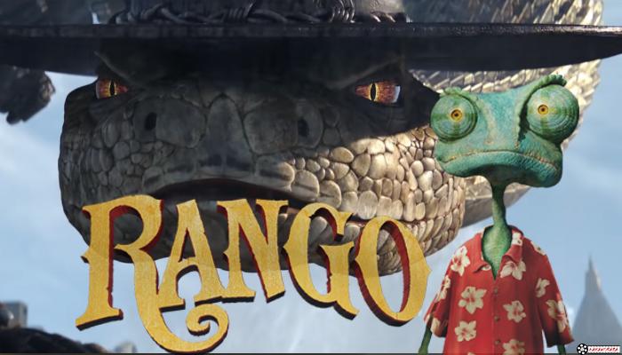 Rango 2011 แรงโก้ ฮีโร่ทะเลทราย