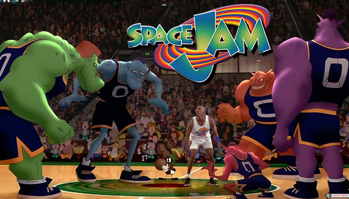 Space Jam 1996 ทะลุมิติมหัศจรรย์