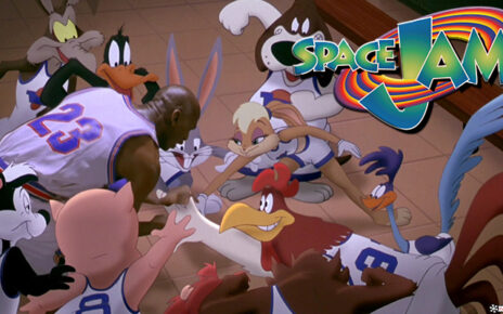 Space Jam 1996 สเปซแจม ทะลุมิติมหัศจรรย์ nakamuraza
