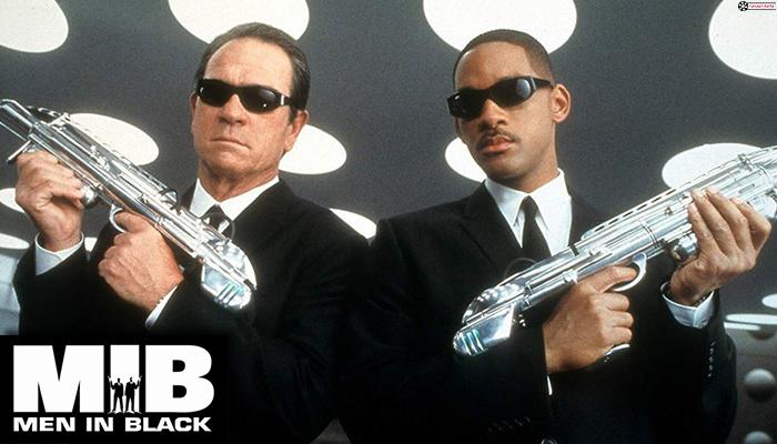 Men in Black 1997 หน่วยจารชนพิทักษ์จักรวาล nakamuraza