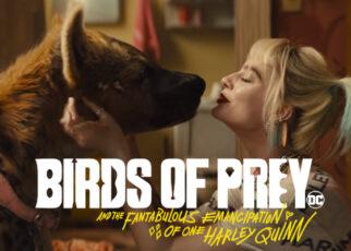 Birds of Prey 2020 ทีมนกผู้ล่า กับฮาร์ลีย์ ควินน์ ผู้เริดเชิด nakamuraza