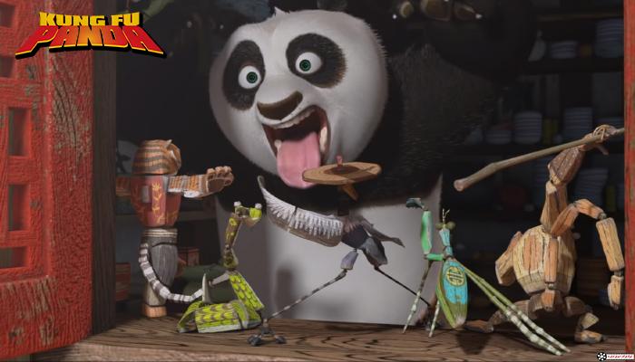 Kung Fu Panda 2008 จอมยุทธ์พลิกล็อค ช็อคยุทธภพ