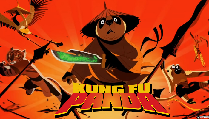 Kung Fu Panda 2008 กังฟูแพนด้า จอมยุทธ์พลิกล็อค ช็อคยุทธภพ nakamuraza