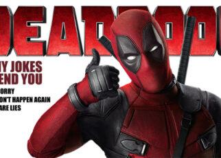 Deadpool 2016 เดดพูล nakamuraza
