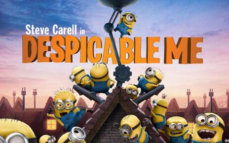 Despicable me 2010 มิสเตอร์แสบ ร้ายเกินพิกัด 2553 nakamuraza สปอย ภาพยนตร์ หนังแอนิเมชั่น