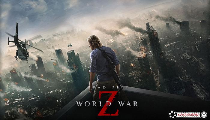 World War Z 2013 มหาวิบัติสงคราม ซี 2556 nakamuraza สปอยหนังสยองขวัญ หนังระทึกขวัญ