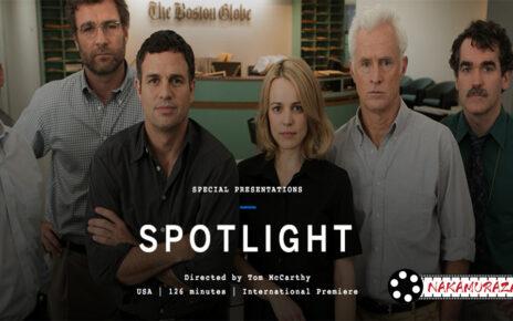 รีวิวหนัง Spotlight (2016)