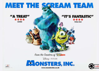 Monsters Inc บริษัทรับจ้างหลอน