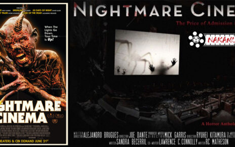 Nightmare Cinema 2018 โรงหนังแห่งฝันร้าย