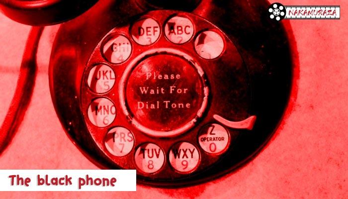 The black phone